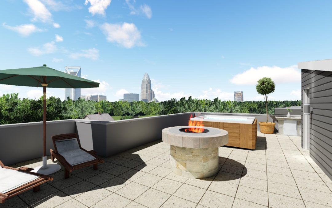 Open House Party On The Rooftop!